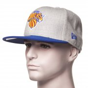 Casquette New Era: 59Fifty Heather Pop New York Kniks GR/BL