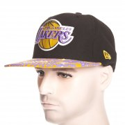 Casquette New Era: Fleur De Fitted Los Angeles Lakers BK/YL