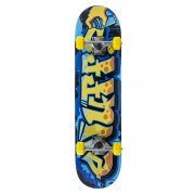 Skate Complet Enuff: Graffiti II Mini Yellow 7.25