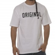 T-Shirt Krew: Original White WH