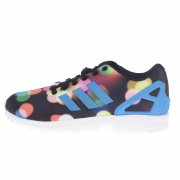 Baskets adidas originals: ZX Flux BK/MC