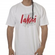 T-Shirt Lakai: TSC Chunk Tee Choco 20 Years WH