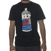 T-Shirt Wrung: Art Crime BK