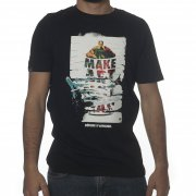 T-Shirt Wrung: Defense D'Afficher BK