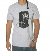 Obey T-Shirt: Obey Unplugged GR