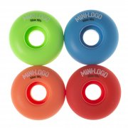 Roues Mini-Logo Skateboards: C-Cut Militant Assorted (52 mm)