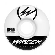 Wreck  Roues Wreck: Original Cut White (55 mm)