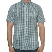Chemise Carhartt: Kenneth Check GN/WH
