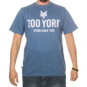 T-Shirt Zoo York: Templeton Ashes BL