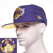 Casquette New Era: 5950 Loslak Kobe  Inc Purple Player PP