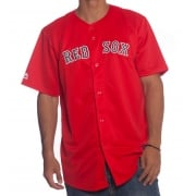 Shirt MLB Majestic: Boston Red Sox RD