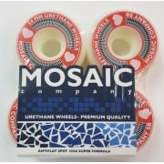 Roues Mosaic: Heart (54 mm)