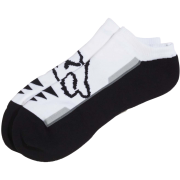 Chaussette Fox Racing: Perf No Show Sock - 3 Pack WH