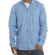 Chemise Element: Greene L/S Oxford Blue BL