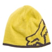 Bonnet Fox Racing: Streamliner Beanie YL/GR