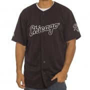 Chemise Majestic: MLB Replica Jersey Chicago BK