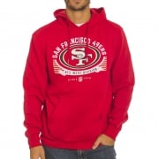 Sweatshirt Majestic: Graphic SF 49ers RD