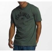 T-Shirt Ecko: Base Olive GN