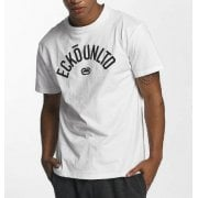 T-Shirt Ecko: Base White WH