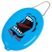 Porte-monnaie Santa Cruz: Screaming Coin Pouch BL