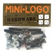 Mini-Logo Skateboards Vis Mini-Logo: Hardware Phillips 1""