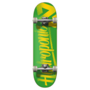 Skate Complet Hydroponic: Tag Green Yellow 7.8