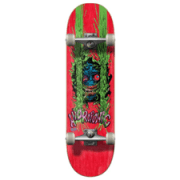Skate Complet Hydroponic: Critter Red 7.8