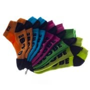Chaussette Globe: Boys Neon Ankle Sock MC