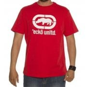 T-Shirt Ecko: John Rhino Red RD