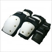 Pack de Protecteurs Industrial: Pad Set 3 in 1 White