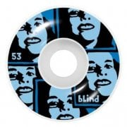Roues Blind: Girl Blue (53 mm)