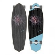Long Island Skateboard Cruiser Complet Long Island: Fireworks Cruiser