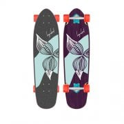 Long Island Skateboard Cruiser Complet Long Island: Leaves Cruiser