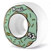 Roues Mosaic: Donut (52 mm)