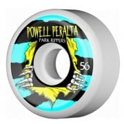 Roues Powell Peralta: Park Ripper White 2 PF (56 mm)