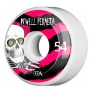 Roues Powell Peralta: Ripper 4 White (54 mm)