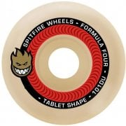 Roues Spitfire: F4 101 Tablet Natural (52 mm)