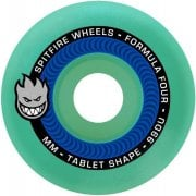 Roues Spitfire: F4 99 Tablet Ice-Blue (54 mm)