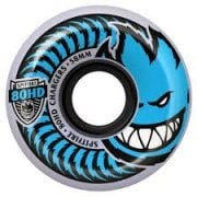 Roues Spitfire: Chargers Conical Clear 80HD (58mm)
