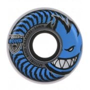 Roues Spitfire: Chargers Conical Clear 80HD (54mm)