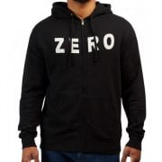 Sweatshirt Zero: Army Zip BK