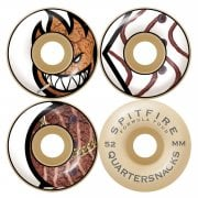 Roues Spitfire: SF F4 99 Quartersnacks Classic (52mm)