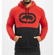 Sweatshirt Ecko: East Cesar Red-Black RD/BK