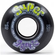 Roues Enuff: Super Softie Black 85A (55 mm)