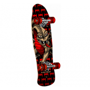 Skate Complet Powell Peralta: Mini Cab Dragon Black 8.0