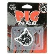Pads Pig: Piles Soft Riser/Shock Pads Clears 1/8""