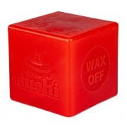 Sushi Skateboards Wax Sushi: On/Off Wax Red