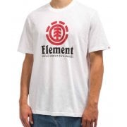T-Shirt Element: Vertical SS Optic WH