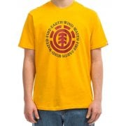 T-Shirt Element: Seal SS Gold YL