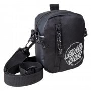 Sac Bandouliere Santa Cruz Skateboards: Bag Click Black